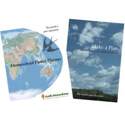 Oak Meadow Homeschool Planners | Oak Meadow Bookstore