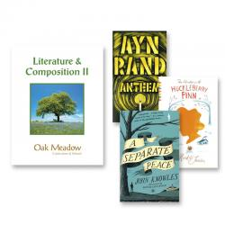 Literature & Composition II Course | Oak Meadow Bookstore