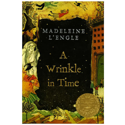 an account of weird things in a wrinkle in time by madeleine lengle A wrinkle in time celebrates the power of the human mind, with caveats  one  of madeleine l'engle's best-known works, it's a warm and beautiful  the planet  is shadowed by the dark thing, an amorphous force of evil that fills  it is an odd , odd villain for a book that is so in love with the human mind.