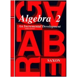 Saxon Algebra 2 Homeschool Kit, 3rd Edition | Oak Meadow Bookstore