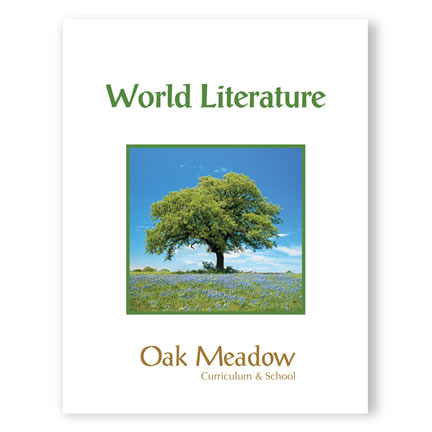 World Literature Coursebook - High School English | Oak Meadow Bookstore