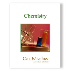 Chemistry Coursebook - High School Science | Oak Meadow Bookstore