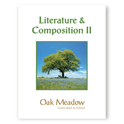 Literature & Composition II Coursebook | Oak Meadow Bookstore