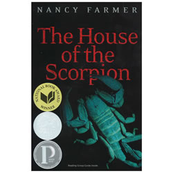 The House of the Scorpion - Nancy Farmer | Oak Meadow Bookstore