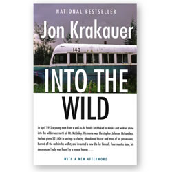 Into The Wild by Jon Krakauer - High School English | Oak Meadow Bookstore