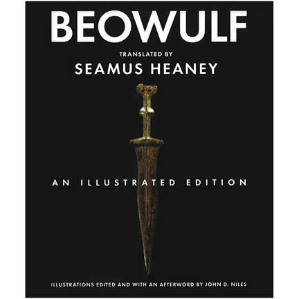 Beowulf, An Illustrated Edition - Translated by Seamus Heaney | Oak Meadow Bookstore