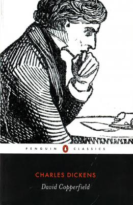 David Copperfield by Charles Dickens Book Cover, Penguin Classics | Oak Meadow Bookstore
