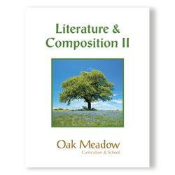 Literature & Composition II - High School English | Oak Meadow Bookstore