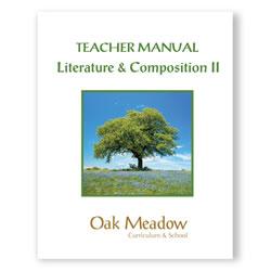 Literature & Composition II - Teacher Manual | Oak Meadow Bookstore