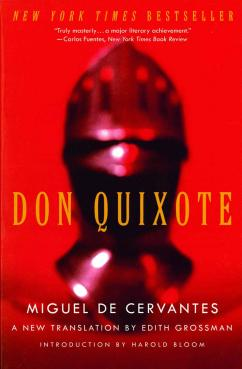 Don Quixote By Miguel De Cervantes, A New Translation by Edith Grossman | Oak Meadow Bookstore
