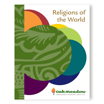 Religions of the World Coursebook | Oak Meadow Bookstore