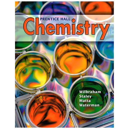 Prentice Hall Chemistry Textbook | Oak Meadow Bookstore