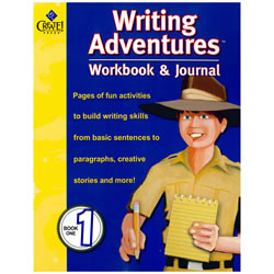 Writing Adventures Workbook & Journal - Book 1 | Oak Meadow Bookstore