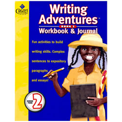 Writing Adventures Workbook & Journal - Book 2 | Oak Meadow Bookstore