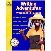 Writing Adventures Workbook & Journal - Book 2 | Oak Meadow Bookstore