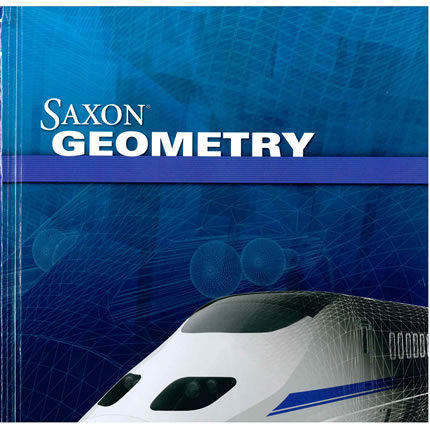 Saxon Geometry Homeschool Kit (includes Solutions Manual) | Oak Meadow Bookstore
