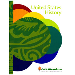 United States History Coursebook - High School | Oak Meadow Bookstore