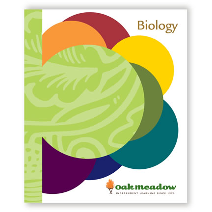 Biology: The Study of Life Coursebook - Digital | Oak Meadow Bookstore