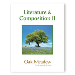 Literature & Composition II Coursebook - Digital | Oak Meadow Bookstore