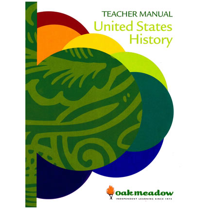 United States History: Teacher Manual - Digital | Oak Meadow Bookstore