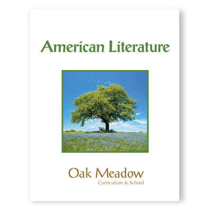 American Literature Coursebook - Digital | Oak Meadow Bookstore