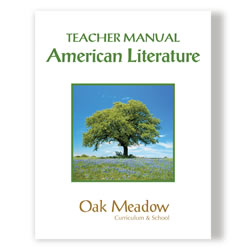 American Literature: Teacher Manual - Digital | Oak Meadow Bookstore