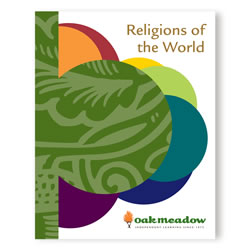 Religions of the World Coursebook - Digital | Oak Meadow Bookstore