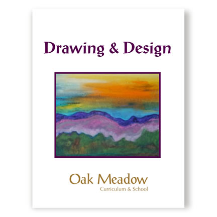 Drawing & Design Coursebook - Digital | Oak Meadow Bookstore