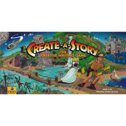 Create-A-Story: The Creative Writing Game | Oak Meadow Bookstore