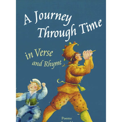 A Journey Through Time in Verse & Rhyme by Heather Thomas - Homeschooling Resources | Oak Meadow Bookstore