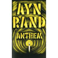 Ayn Rand - Anthem Book Cover - High School English | Oak Meadow Bookstore