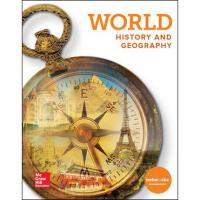 World History & Geography (Full Survey), Textbook | Oak Meadow Bookstore