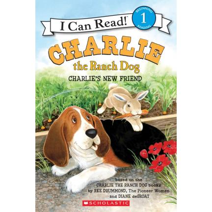 Charlie The Ranch Dog: Charlie's New Friend - 1st Grade Reader | Oak Meadow Bookstore