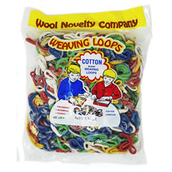 Cotton Loops, Wool Novelty Company - Crafts & Supplies | Oak Meadow Bookstore