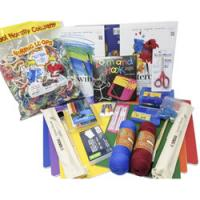 Second Grade Craft Kit | Oak Meadow Bookstore