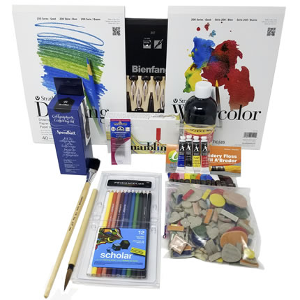 Sixth Grade Craft Kit