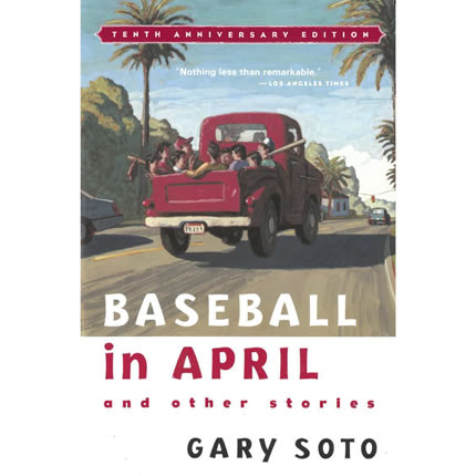 Baseball in April and Other Stories by Gary Soto | Oak Meadow Bookstore