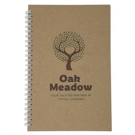 Oak Meadow Blank Journal