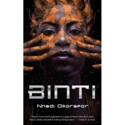 Binti by Nnedi Okorafor Book Cover | Oak Meadow Bookstore