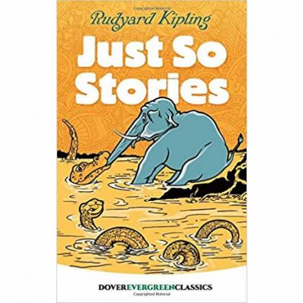 Just So Stories by Rudyard Kipling - Grade 2 Books | Oak Meadow Bookstore