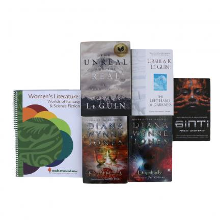 Women's Literature Course Package | Oak Meadow Bookstore