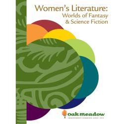 Women's Literature Coursebook: Worlds of Fantasy & Science Fiction | Oak Meadow Bookstore