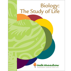Biology: The Study of Life Coursebook | Oak Meadow Bookstore
