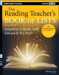 The Reading Teacher's Book of Lists by Jacqueline E. Kress and Edwards B. Fry | Oak Meadow Bookstore