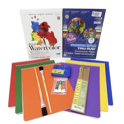 First Grade Craft Kit without Recorders | Oak Meadow Bookstore