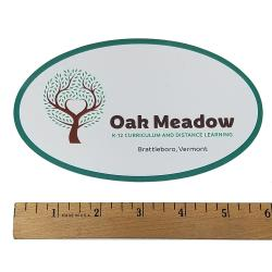 Oak Meadow Bumper Sticker - Gifts & Games | Oak Meadow Bookstore