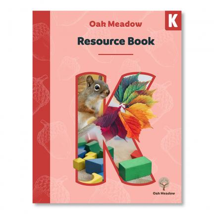 Kindergarten Resource Book | Oak Meadow Bookstore