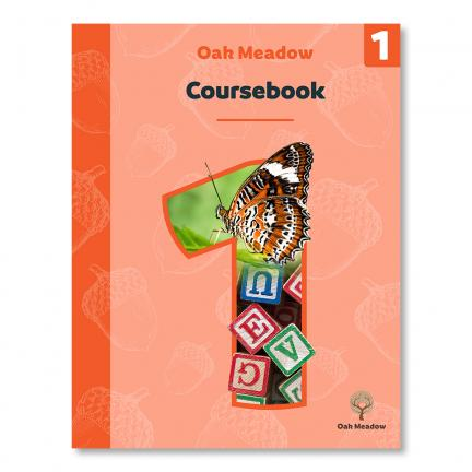 First Grade Coursebook | Oak Meadow Bookstore
