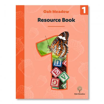 First Grade Resource Book | Oak Meadow Bookstore