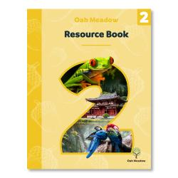 2nd Grade Resource Book | Oak Meadow Bookstore